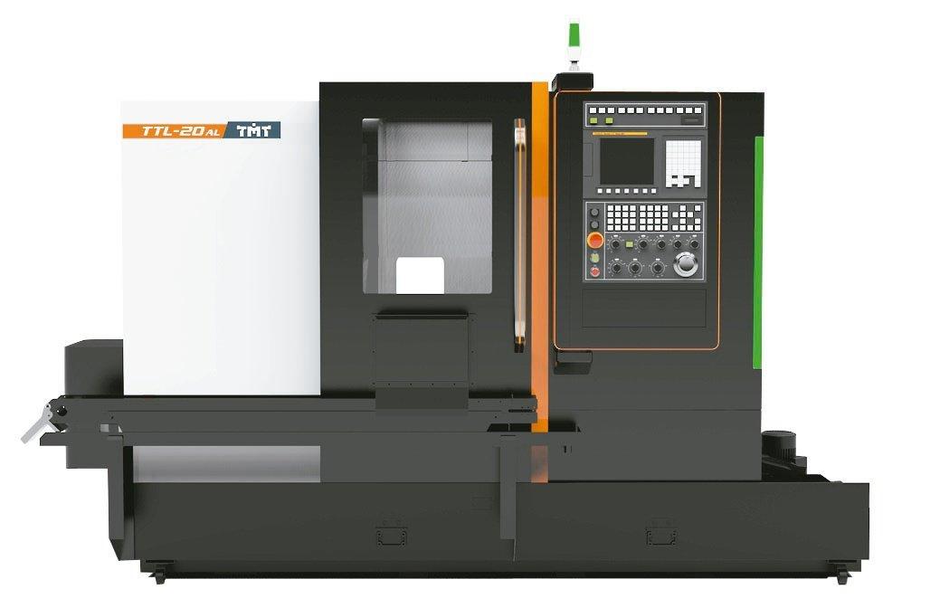 正代機械TTL線軌系列CNC車床,能滿足客戶在高階複合加工的多樣化需求,訂單滿手...