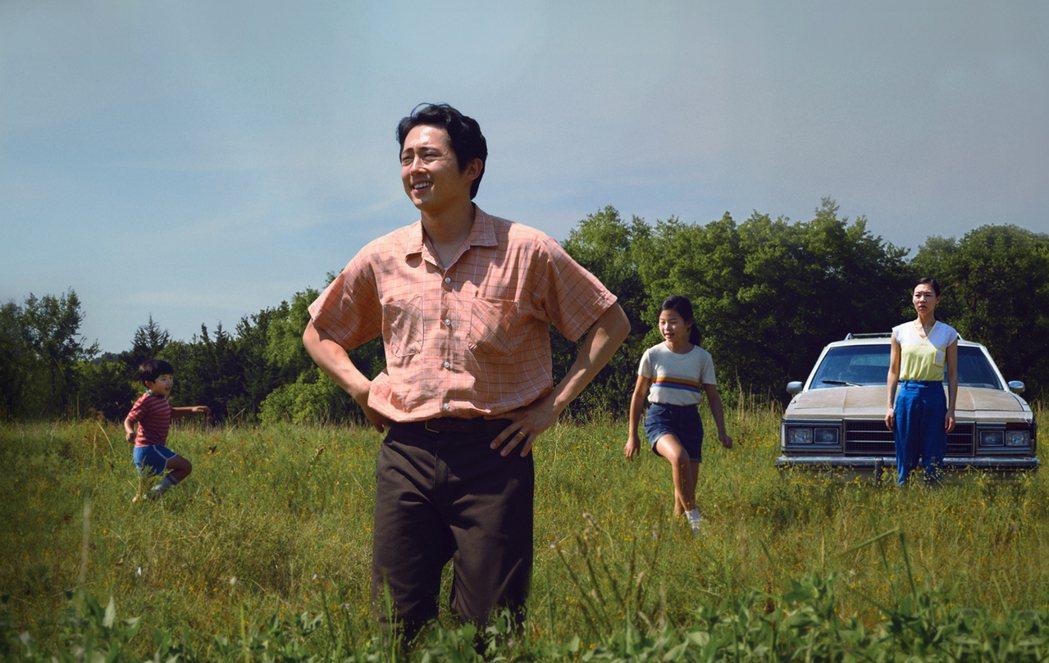 史蒂芬元(中)入圍本屆奧斯卡最佳男主角創紀錄,「陰屍路」劇迷非常開心。圖/傳影互...