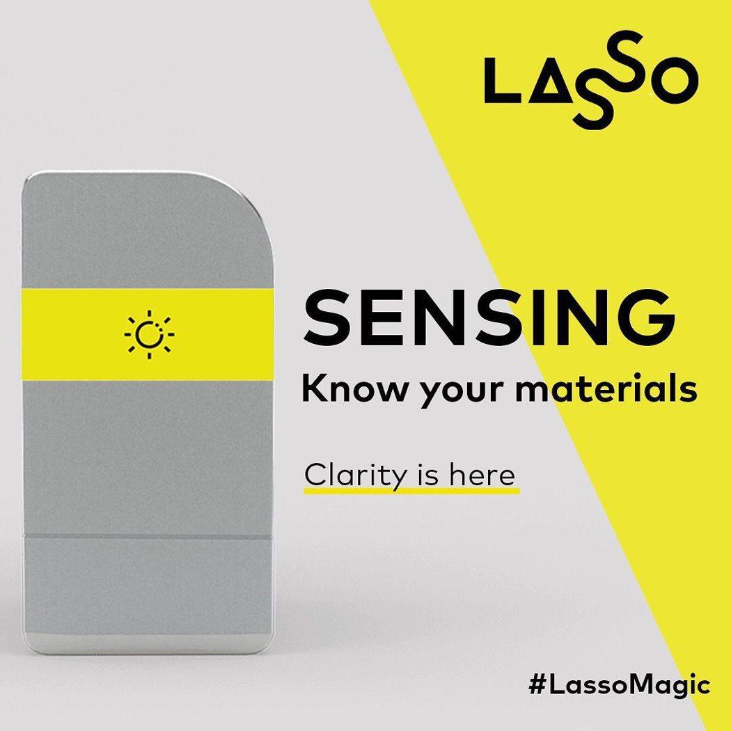 新家電Lasso問世,試圖一機解決繁瑣的回收程序。 圖/Lasso官方IG