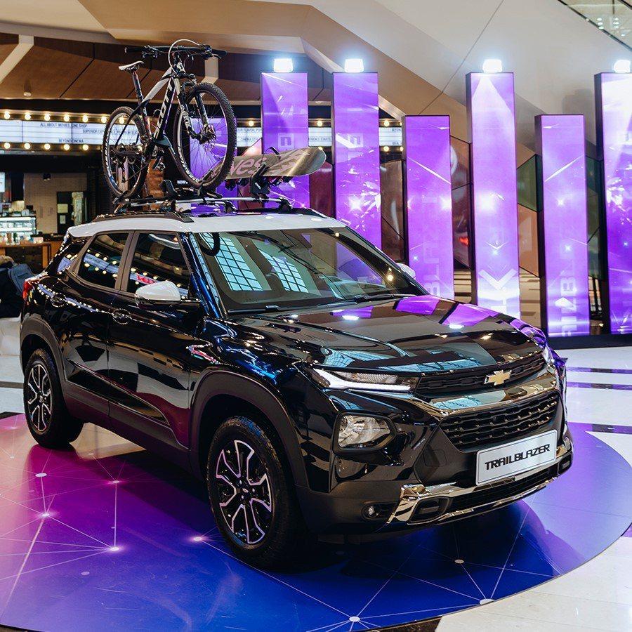 韓國通用汽車雖然前兩月銷量增長,但是市占率卻下滑了。圖為Chevrolet Tr...