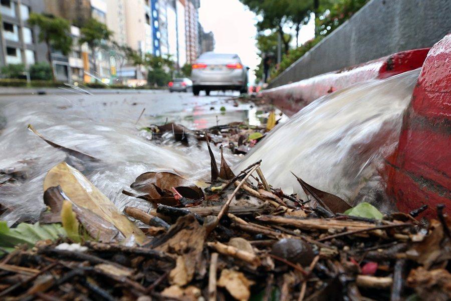 台灣也有針對承洪韌性進行耐淹規劃,以期達成「不怕淹水的未來城鎮」的目標。示意圖。 圖/聯合報系資料照