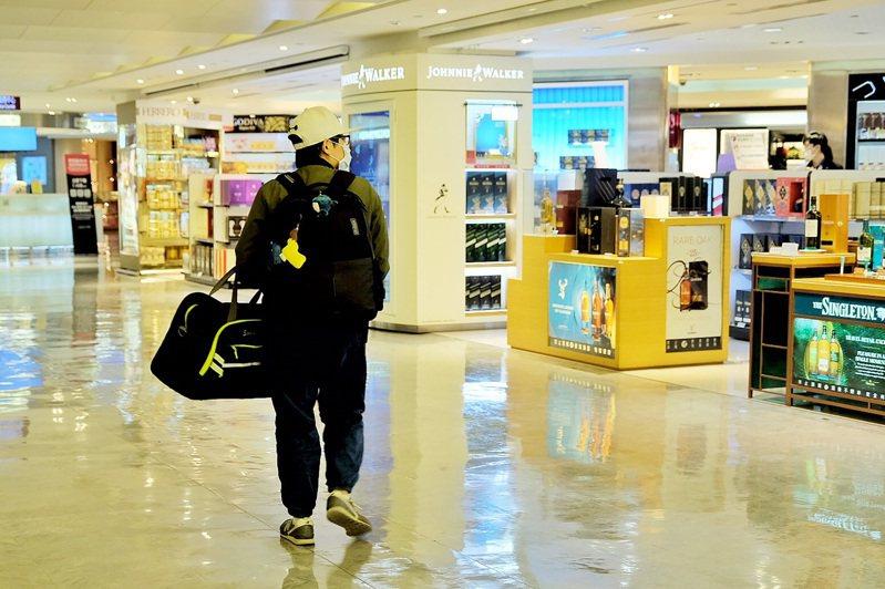 台灣、帛琉政府今天共同宣布旅遊泡泡正式啟動,是台灣第一個對外啟動的旅遊泡泡,也是亞太區首個旅遊泡泡,4月1日正式首航。圖/中央社