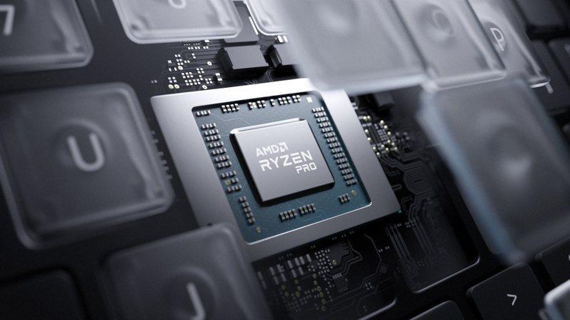 ▲AMD Ryzen RPO 5000系列筆電處理器