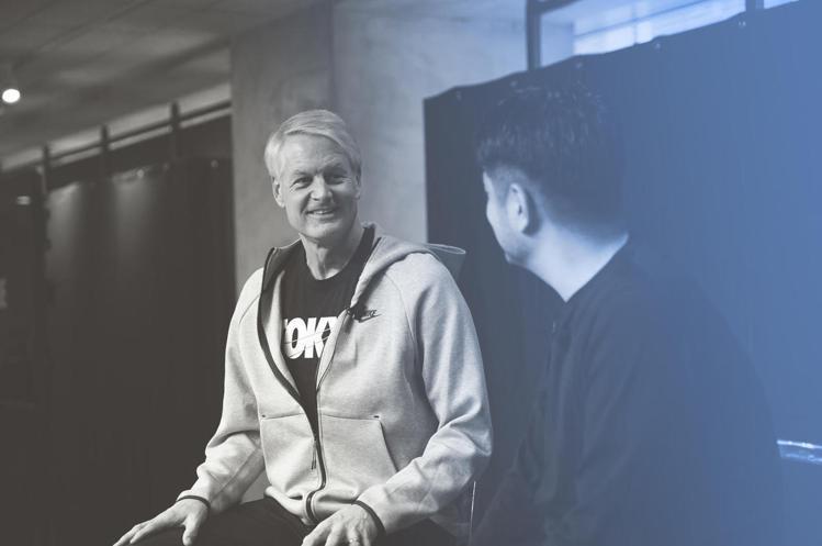 Nike集團總裁兼首席執行長John Donahoe表示,相信運動的力量可以推動...