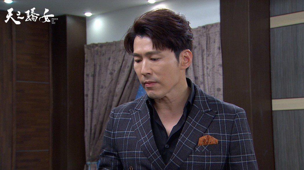黃少祺在「天之驕女」中飾演張子翔的爸爸。圖/摘自臉書