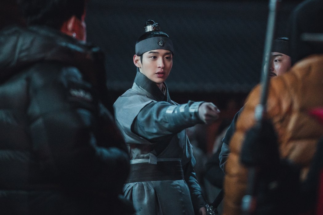 「朝鮮驅魔師」結合韓式古裝以及怪物、喪屍等元素,將讓觀眾大開眼界。圖/friDa...