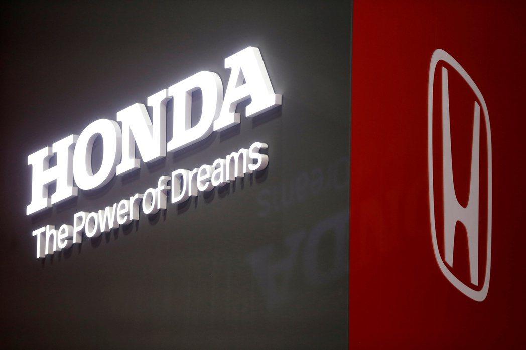本田汽車表示,由於晶片短缺等問題,位於美、加的汽車廠不得不停擺一周。(路透)