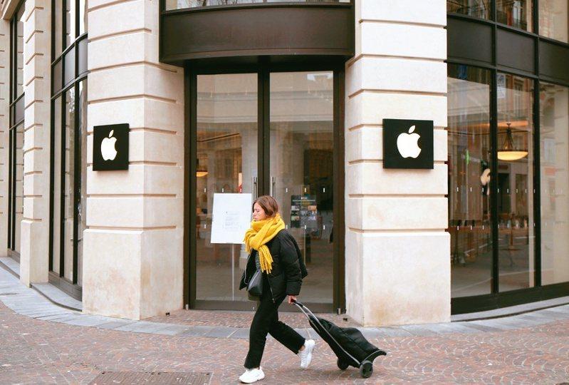 法國競爭當局否決線上廣告公司請求,裁定蘋果公司仍可提供一項保護用戶隱私的新功能。(美聯社)