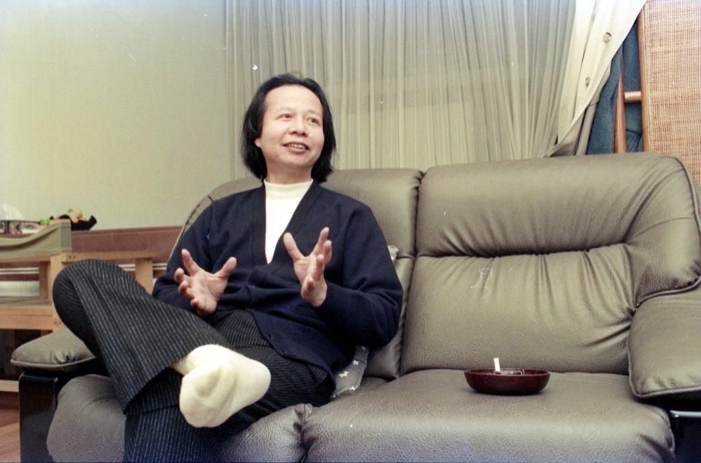 真正讓七等生在台灣文學史上佔有不可抹滅地位的,其實還是當時幾乎沒有任何其他台灣作家能像七等生那樣,義無反顧、近乎宗教虔誠的,解剖並且沉浸於人類的「內心孤獨」。 圖/聯合報系資料照