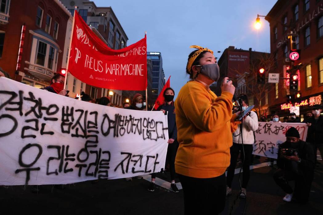 8名罹難者中又有6名死者是「亞裔女性」(其中4死是韓裔),因此全案也引發了美國亞...