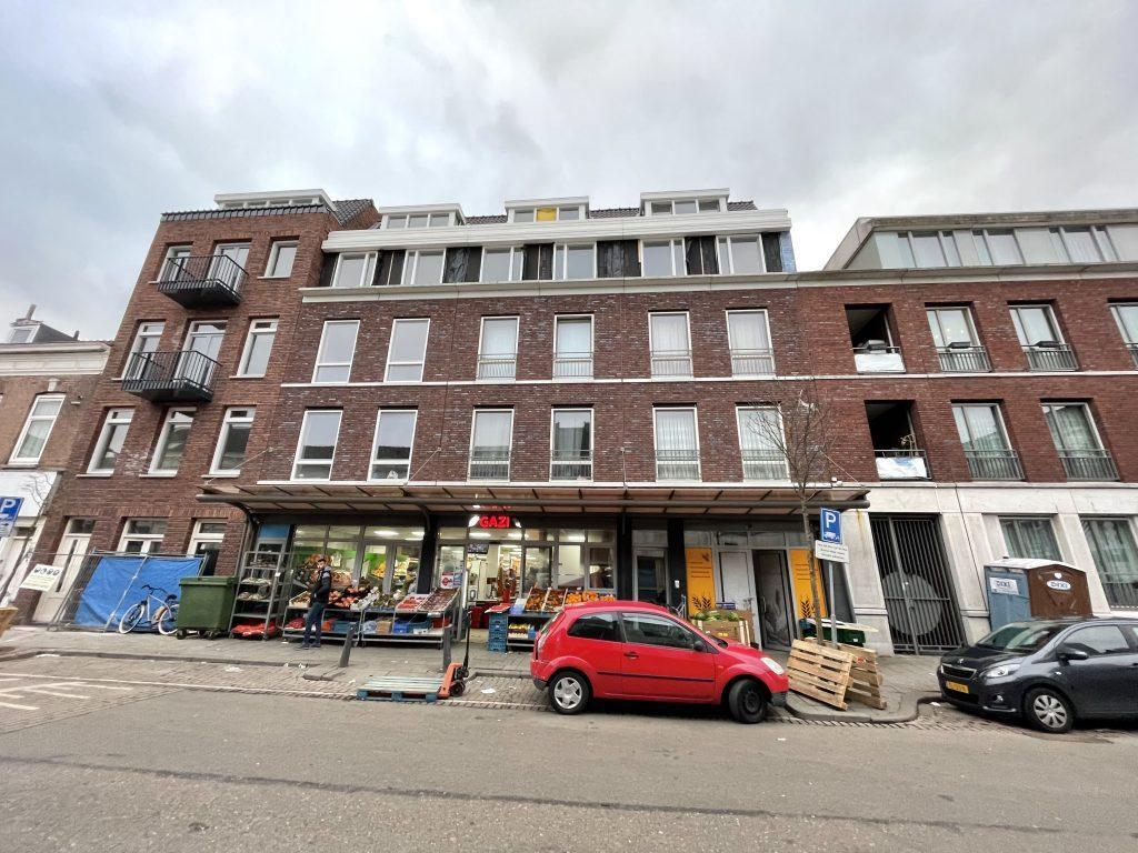 位於鹿特丹的土耳其老人居住團體Orkide,外觀與其他住宅無異。 圖/punke...