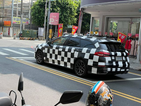 強化產品線 Ford Mondeo Wagon ST-Line台灣道路現蹤