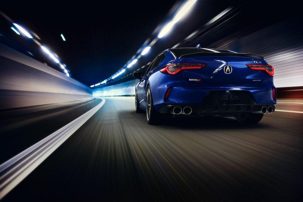 Acura Type S性能品牌正式回歸。 摘自Acura