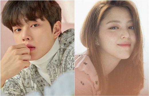 韓國人氣演員宋江和韓素希確定出演JTBC新劇《雖然知道》。圖/NamooActo