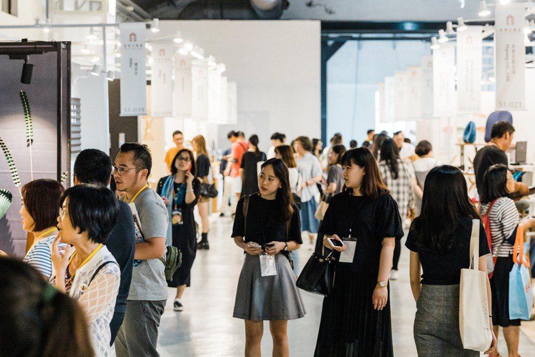 2021台灣文博會開展倒數一個月,主辦單位公布今年有近500家設計品牌、IP圖像...