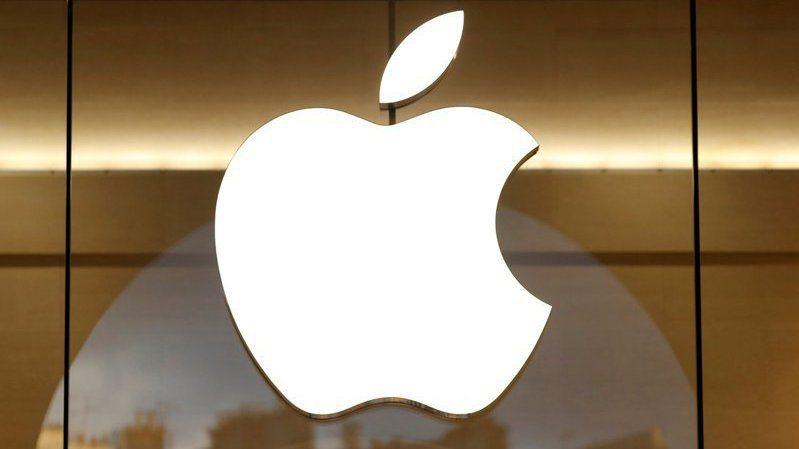 蘋果。路透