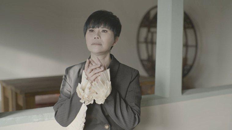 「金曲歌后」詹雅雯推出新專輯「幸福過敏」。圖/葛瑞特音樂提供
