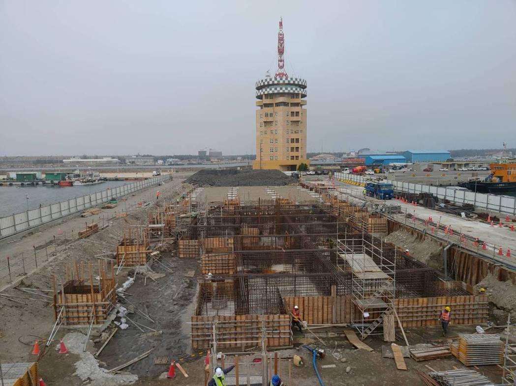 沃旭能源投資自建的亞太區首座運維中心,工程正在如火如荼進行中,預計2022年完工...