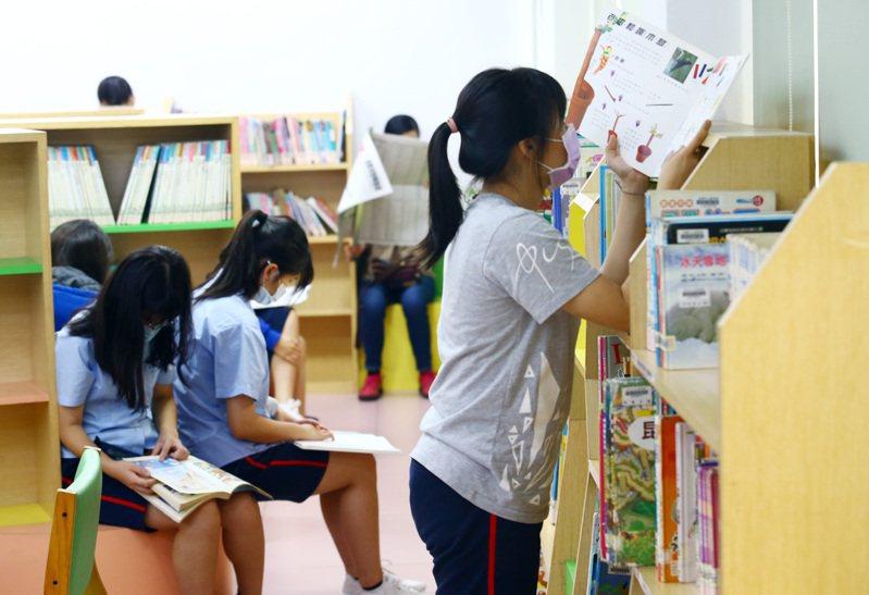 家長期望孩子能自主學習,但怎麼引導孩子卻成難題。記者杜建重/攝影