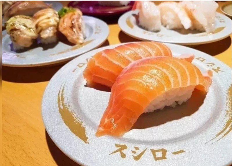 日本迴轉壽司「壽司郎」推出優惠活動,只要名字有「鮭魚」兩字者,就可以免費吃壽司,掀起「鮭魚改名之亂」。圖/聯合報系資料照片