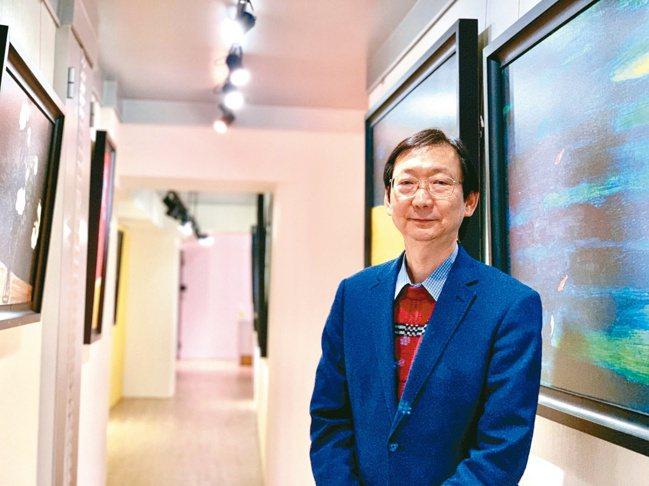 帝圖科技文化公司董事長劉熙海博士。圖/陳志光