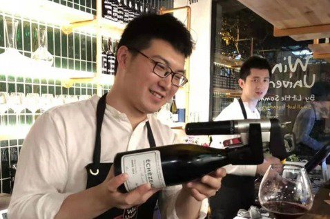 上海小酒館除了選酒上非常專業,食物上也不將就,又不傷荷包,出現爆發式成長。 圖/...