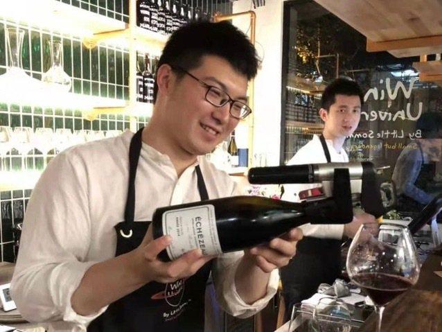 上海小酒館除了選酒上非常專業,食物上也不將就,又不傷荷包,出現爆發式成長。<...