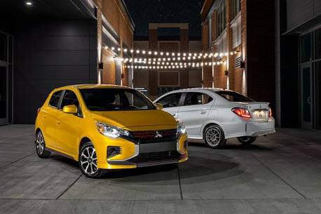 沒Hybrid也能跑超過16km/L!美國最省油小車三菱Mirage/Mirage G4變臉開賣