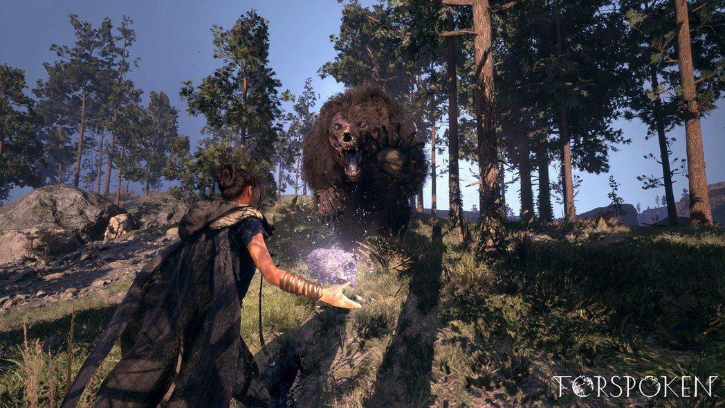《Forspoken》 來源:PlayStation Blog(下略)