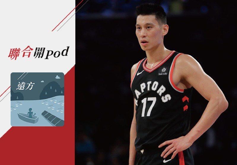 台裔NBA球星林書豪自曝在球場上被對手稱為「冠狀病毒」。圖/取自林書豪微博