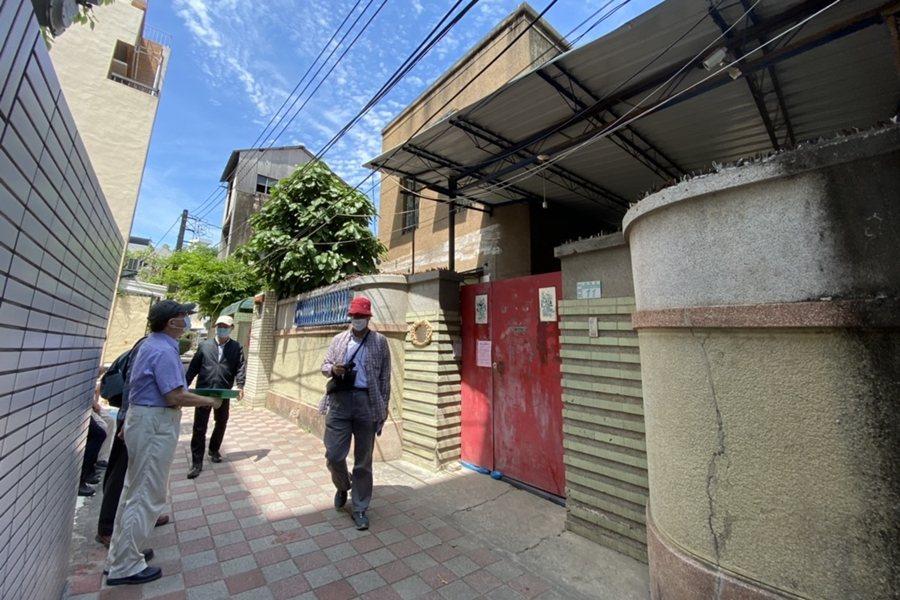 日前,台南市政府文資審議湯德章故居,判定不具法定文化資產價值。 圖/聯合報系資料照
