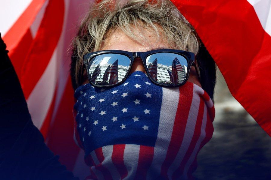 就現階段來說,美國民眾對中國的反感是兩黨共識。示意圖。 圖/路透社