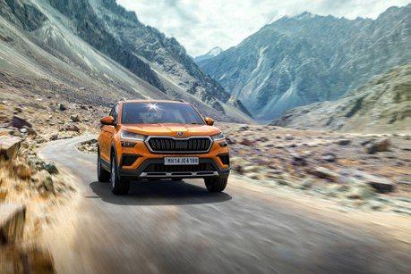 搶攻入門級距、印度專屬新車第一彈 全新ŠKODA Kushaq小休旅正式發表!