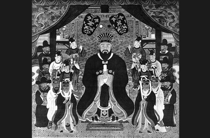 第二尚氏王朝的第二代國王尚真王統治時期(1478年-1525年)為琉球的黃金時期。 圖/維基共享
