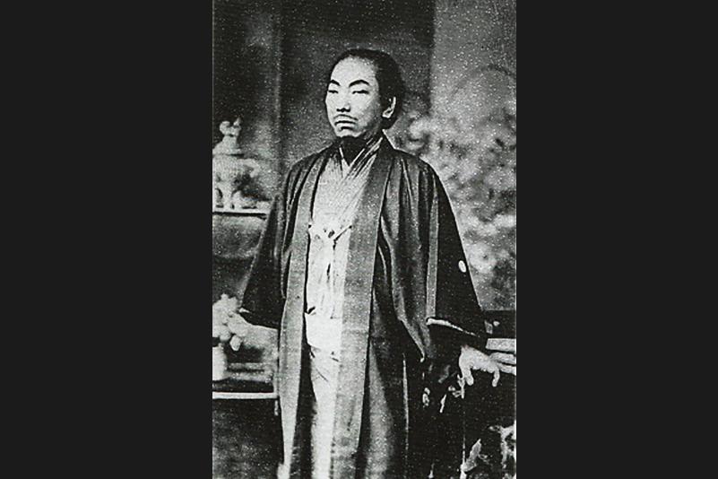 1872年日本政府廢除琉球國成立琉球藩,原來的琉球王尚泰與士族都列為日本華族。圖為琉球王尚泰。 圖/維基共享