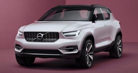 Volvo XC20將出世?而且還是全電能動力!