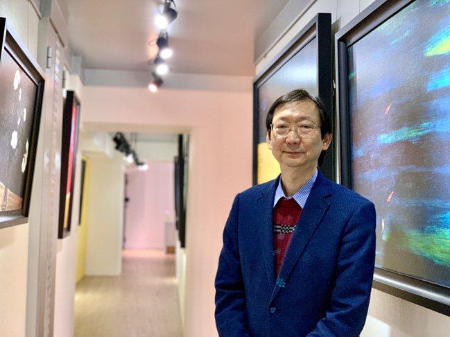 帝圖科技文化公司董事長劉熙海博士。 陳志光