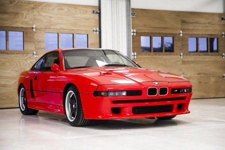 短命的超跑殺手 全球僅一輛的BMW E31 M8修復完畢!
