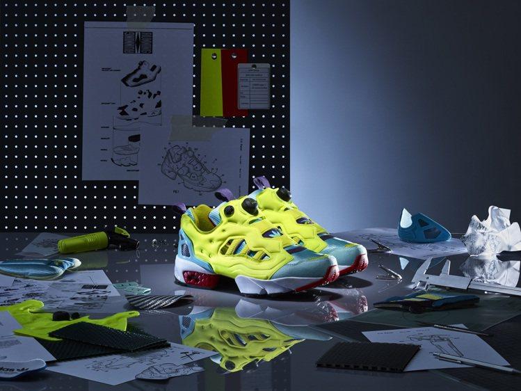 adidas Originals x Reebok ZX Fury鞋6,800元...