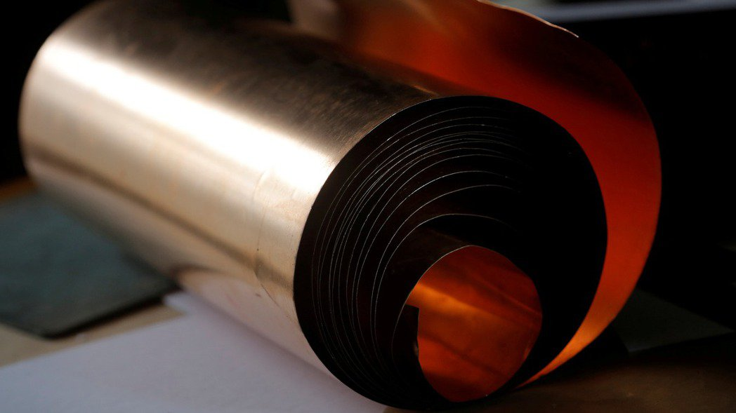 銅價可能受惠於綠能需求。路透