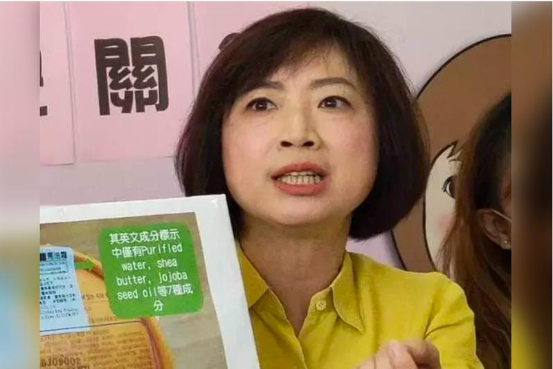 民進黨立委何欣純。本報資料照片