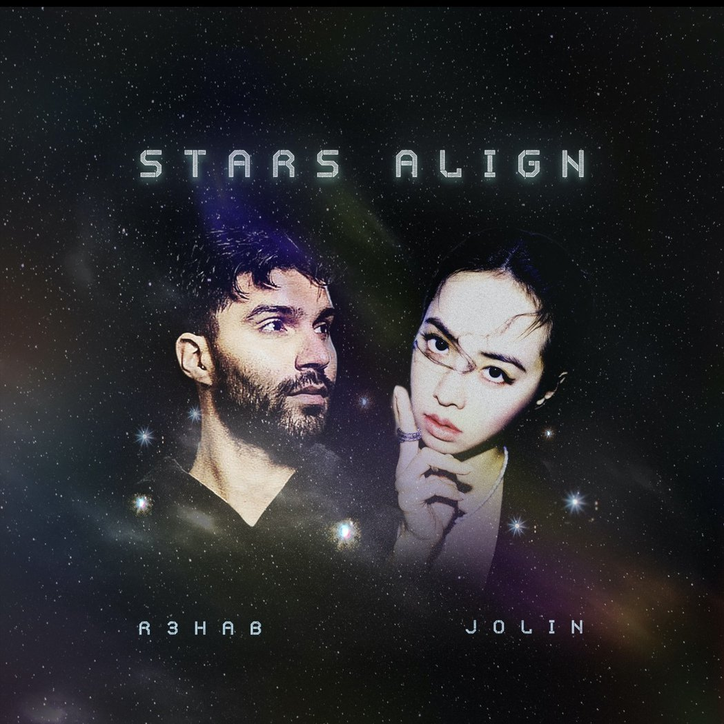 Jolin新歌「Stars Align」邀來百大DJ R3HAB強強聯手。圖/索