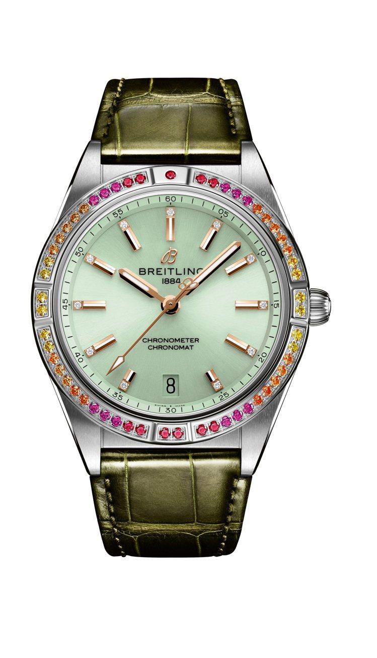 Breitling 「南洋」膠囊系列Chronomat Automatic 36...