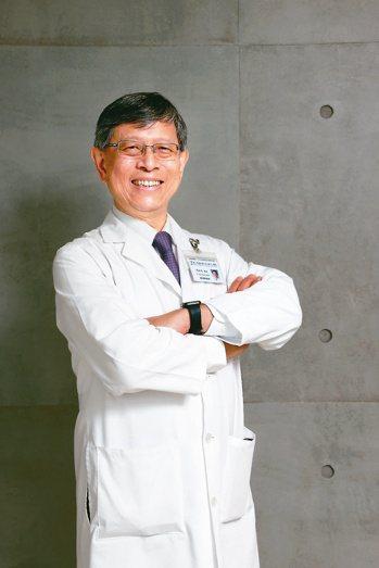 陳啟明和信醫院副院長 記者蘇健忠/攝影