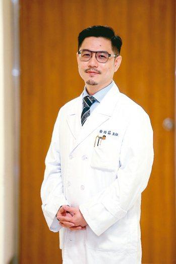 徐培菘新光醫院胸腔科主治醫師 記者邱德祥/攝影
