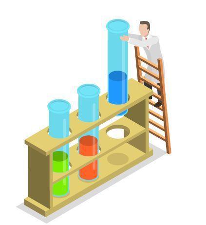 在卵巢癌治療上,已可利用基因檢測找出異常基因。圖/123RF