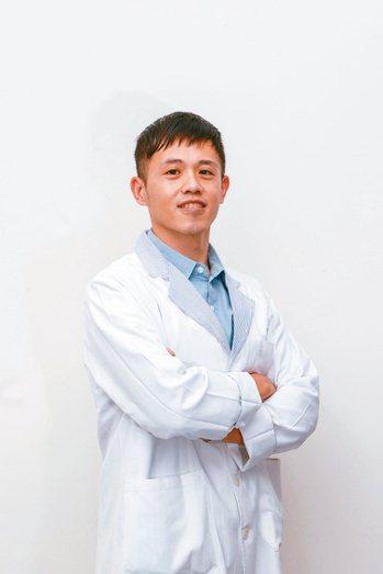 吳益銘林口長庚醫院營養治療科營養師 記者鄭超文/攝影