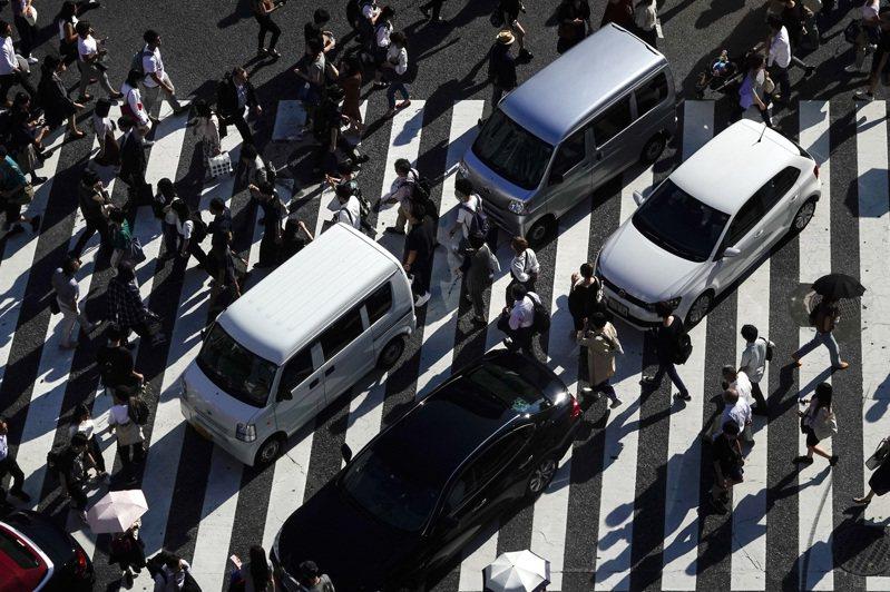 日本年長者的肇事件數居高不下,2020年逾75歲駕駛肇事的死亡車禍有333件。美聯社