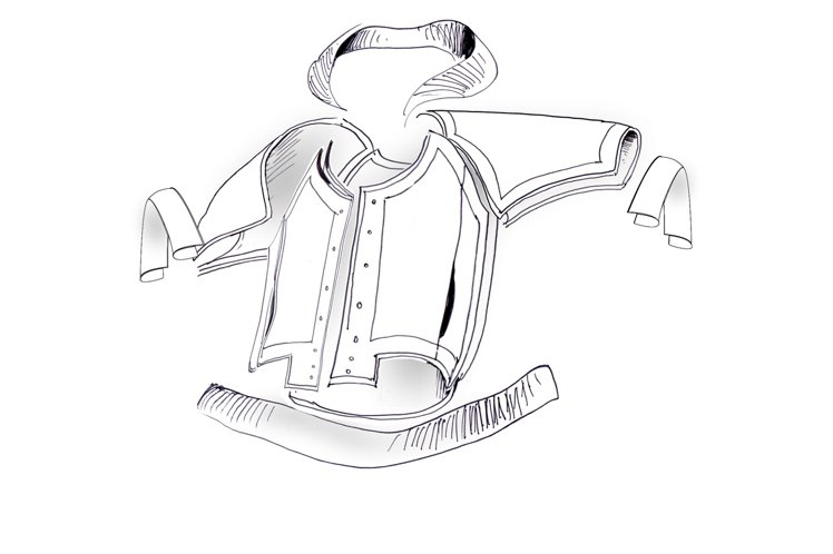 全新品牌A-POC ABLE ISSEY MIYAKE,以傳承23年的服裝科技A...