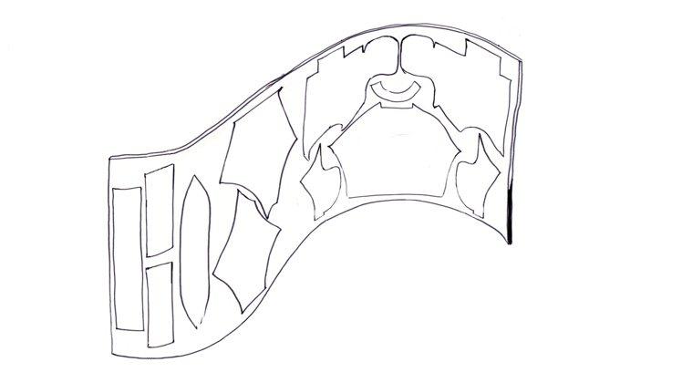 A-POC ABLE ISSEY MIYAKE的設計理念來自「一塊布」。圖/IS...
